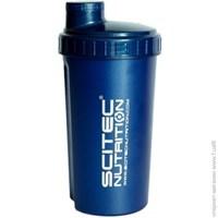 Scitec Nutrition Шейкер NAVY BLUE OLD (700мл)