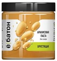 ё|батон Арахисовая паста хрустящая без сахара (500гр)