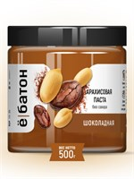 ё|батон Арахисовая паста шоколадная (500гр)