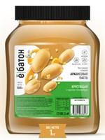 ё|батон Арахисовая паста хрустящая с сиропом топинамбура (1000гр)