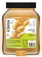 ё|батон Арахисовая паста хрустящая без сахара (1000гр)