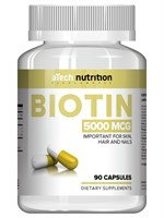 aTech Nutrition Biotin 450mg (90капс)