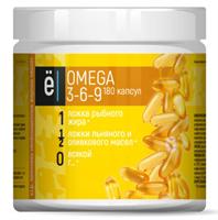 ё|батон Omega 3-6-9 (180капс)