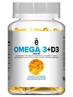 ё|батон Omega 3 + Vitamin D3 (60капс)