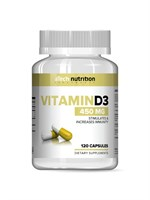 aTech Nutrition Vitamin D3 600ME 450mg (120капс)