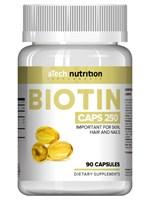 aTech Nutrition Biotin 250mg (90капc)
