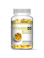 aTech Nutrition Vitamin D3 5000 МЕ 700mg (240капс)