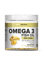 aTech Nutrition Omega 3 (180гел.капс)