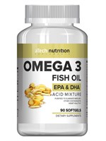 aTech Nutrition Omega 3 (90гел.капс)