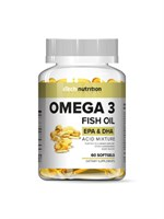 aTech Nutrition Omega 3 (60гел.капс)