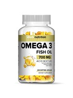 aTech Nutrition Omega 3 700mg (240гел.капс)