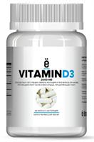 ё|батон Vitamin D3 2000ME (90капс)