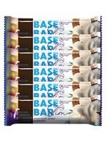 Base Bar Slim Батончик глазированный с L-карнитином 20% протеина (40гр)
