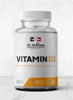 Dr. Hoffman Vitamin D3 (120капс)
