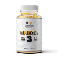 Dr. Hoffman Omega-3 65% (90гел.капс)