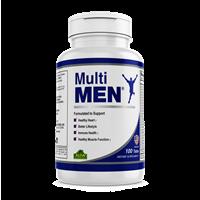 Alfa Vitamins Daily Multivitamins for Men (100таб)