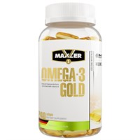 Maxler Omega-3 Gold (240капс)