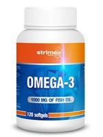 Strimex Omega-3 (120гел.капс)