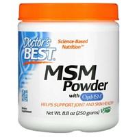 Doctor's Best MSM Powder with OptiMSM (250гр)